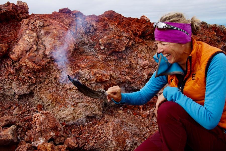aktiver Vulkanismus auf Kamtschatka