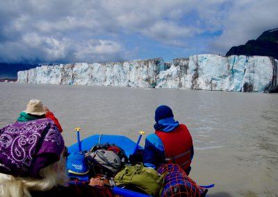 Miles Glacier am Copper River