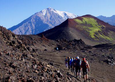 Vulkan Tolbatschik Kamtschatka