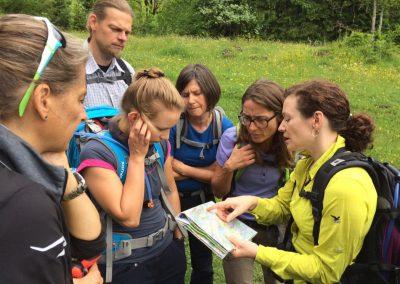 Wander- und Trekkingreiseleiter Ausbildung
