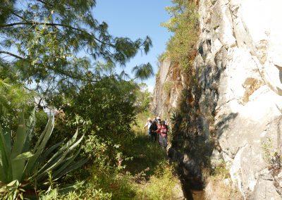 Wanderung bei Toluca