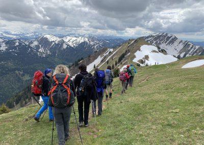 Wander und Trekkingreiseleiter Ausbildung Praxis